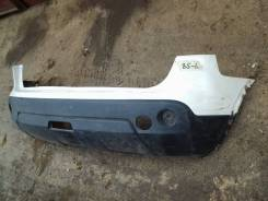 Nissan Qashqai J10 бампер задний