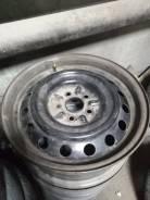 Штампы Toyota R15 4х100 ET45 d54,1