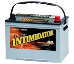 Аккумулятор Deka Intimidator 55Ач 750А (9A34R) D26L AGM 2020г