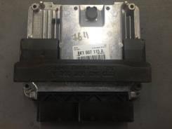 Блок управления двигателем эбу Audi A4 B8