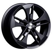 Диск колесный Диск литой 6.5х16 5x114.3 ЕТ45 dia 67.1 Скад Венеция черный-бархат 1711325