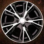 Диск колесный Диск литой 6.0х15 5x100 ЕТ38 dia 57.1 Скад Монреаль алмаз 2680705
