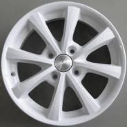 Диск колесный Диск литой 5.5х13 4x100 ЕТ35 dia 67.1 Скад Каллисто Белый