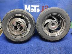 Комплект колес Honda Lead 50 AF20E [MotoJP]