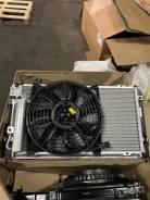 Радиатор в сб с кондиционер Лада Гранта 1 поколение Хала