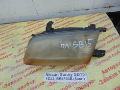 Фара Nissan Sunny Nissan Sunny 2000., левая передняя