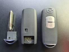 Смарт ключ mazda Европа новый (ske13e01, ske13e-02 запись в авто)