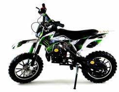 Детский кроссовый мотоцикл Motax (Мотакс) Мини - кросс 50 (мех. /ст. )