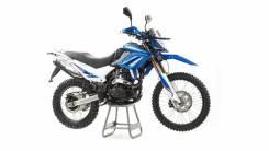Мотоцикл MotoLand (Мотолэнд) XR250 Enduro (172FMM) Синий с ПТС