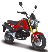 Мотоцикл ABM (АВМ) X - Moto MSX 125