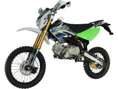 Мотоцикл Racer (Рейсер) Pitbike RC125 - PE