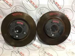 Диск передний (шт) Toyota RAV4 Camry ACV40
