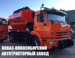 КамАЗ 43253, 2020