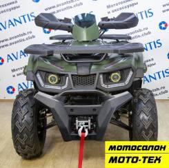 Квадроцикл AVANTIS HUNTER 200 BIG LUX, МОТО-ТЕХ, Томск