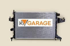 Радиатор охлаждения OPEL Corsa C 1.4-1.6 / 1.7D / 1.8 00-07 /Combo 1.4