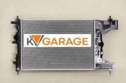 Радиатор охлаждения Chevrolet Cruze / Orlando 1.8 09- /Astra J 1.6 09-