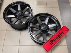 NEW! Комплект дисков Black Rhino r20 9.5j EТ18 6*139.7/6*135 (ip-0650)