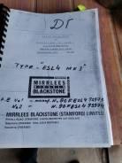 Каталог зап. частей дизеля Mirrlees Blackstone ESL4 MKI