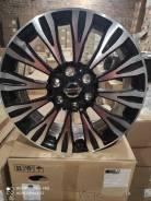 Новые диски Nissan Patrol R20