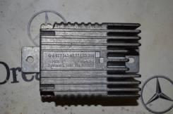 Блок управления вентиляторами Mercedes W210