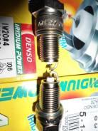 Комплект 4шт иридиевых свечей Denso ik20 iridium power замена/доставка