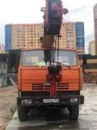 Автокран Челябинец КС-45721, В г. Москве год, 2006