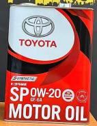 Toyota Motor OIL SP 0W-20 GF-6A (4L) 08880-13205