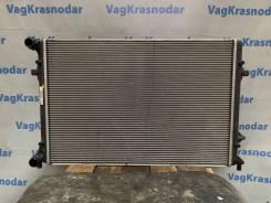 Радиатор двигателя VW Golf Jetta 5 Passat B6 1.6