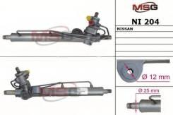 Рулевая рейка с ГУР новая Nissan Almera II (N16) 00-06, Almera II Hatchback (N16) 00-06