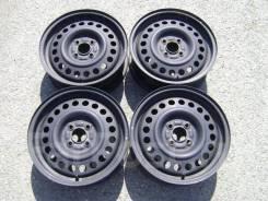 Комплект штамповок Nissan R15 4x100 5,5J