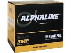 Аккумулятор Alphaline 80D26L 70 А/ч. От 6718 руб!