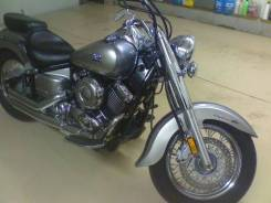 Yamaha XVS 650, 2009