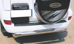Защита бампера Toyota Land Cruiser Prado 02-09