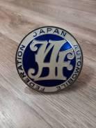 Эмблема jaf оригинал Япония