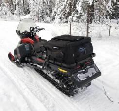 Кофр на снегоход BRP Expedition RevGen4 высотой 45-65см.