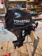 Продам лодочный мотор Тохатсу 9.8 4такта