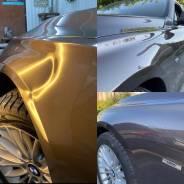 Удаление-ремонт вмятин без покраски , профессиональная полировка кузова