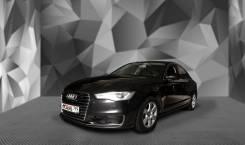 Аренда Седан Audi A6 2013 черный 2.0 Автомат