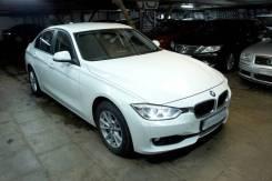 Аренда Седан BMW 320 F30 2012 белый 2.0 Автомат