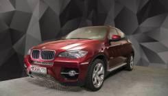 Аренда Кроссовер BMW X6 2008 бордовый 3.0 Автомат