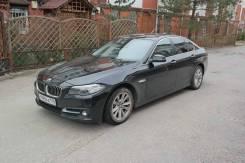 Аренда BMW 520 2018 черный автомат
