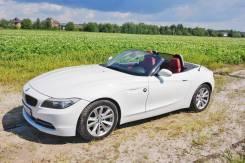 Аренда BMW Z4 2011 белый автомат