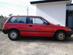 Honda Civic, 1987