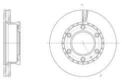 Диск тормозной G-Brake GR-20618