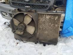 Радиатор основной Mazda Capella GVER