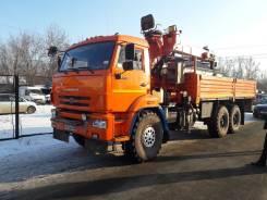 732407(КАМАЗ-43118), 2016
