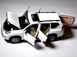 Модель автомобиля Toyota Land Cruiser Prado J150