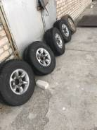 Продам колёса на Мицубиси Паджеро