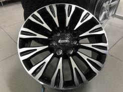 Новые диски R20 Nissan Patrol / Infinity QX56