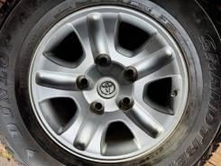 Запаска для Toyota Land Cruiser 100 R17 Идеал